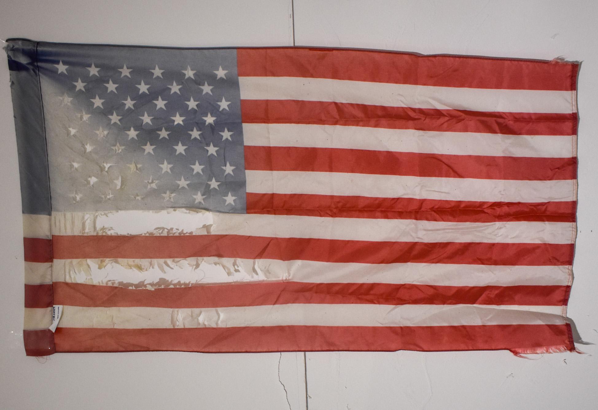 Worn Flag