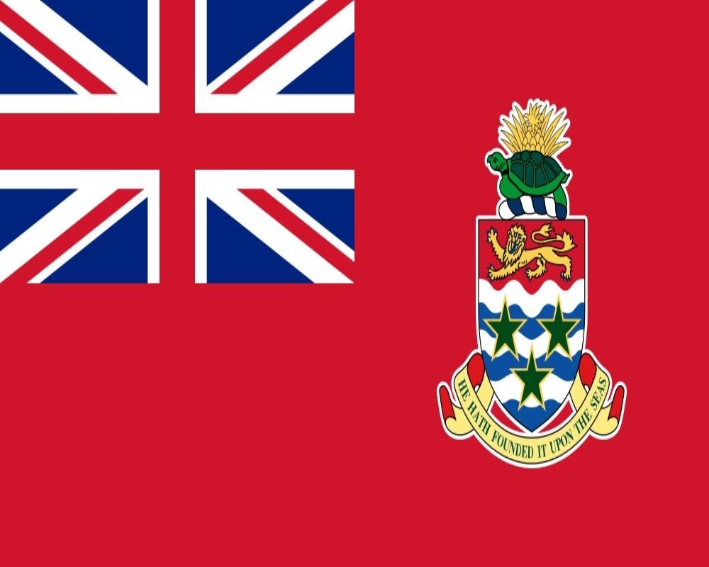 Cayman Islands Flagge