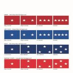 U.S. Military Officers Flags