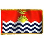 4ft. x 6ft. Kiribati Flag for Parades & Display with Fringe