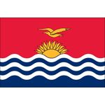 4ft. x 6ft. Kiribati Flag for Parades & Display