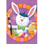 Easter Bunny Flag
