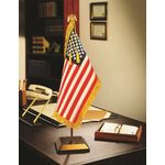U.S. Flag Presidential Desk Display Set