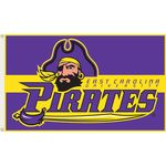 East Carolina Pirates Flag