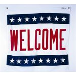 3 x 3 ft. Welcome Center Panel w/ Stars