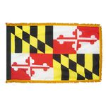 4ft. x 6ft. Maryland Fringed for Indoor Display