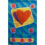 Heart Decorative House Banner