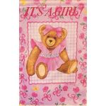 It's A Girl Decorative House Banner