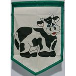 Cow Decorative House Banner