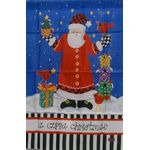A Cuppa Christmas Decorative House Banner