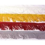 2 in. Wide Flag Fringe