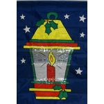 Lantern Decorative House Banner