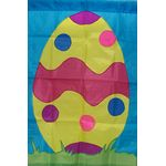 Easter Egg House Banner