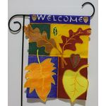 Autumn Colors Garden Flag