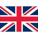 3 ft. x 5 ft. United Kingdom Flag E-poly with Brass Grommets