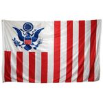 4ft. x 6ft. US Customs Service Flag for Indoor Display