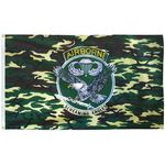 3 x 5 ft. Camo Airborne Flag E-Poly