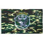 3 x 5 ft. Camo Airborne Flag E-Poly