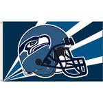 NFL Seattle Seahawks Flag