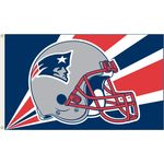 NFL New England Patriots Flag