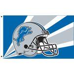 NFL Detroit Lions Flag