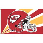 NFL Kansas City Chiefs Flag