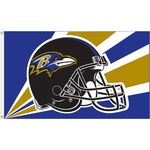 NFL Baltimore Ravens Flag
