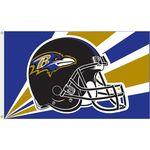NFL Baltimore Ravens Flag