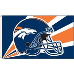 NFL Denver Broncos Flag
