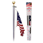 Aluminum Display Poles