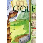 Hole in one House Flag