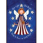 Star Light Star Bright House Flag