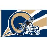 NFL LA Rams Flag