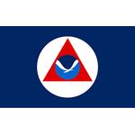 3 ft. x 5 ft. NOAA Flag w/H&G