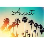 August to Remember