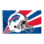 3 ft. x 5 ft. Buffalo Bills Flag