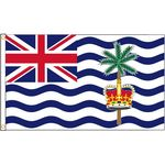 3ft. 5ft. Diego Garcia Flag with Brass Grommets