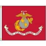 4.4ft. x 5.6ft. US Marine Corps Flag H&G
