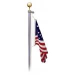 17ft. Classic Flagpole