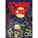 Zombie Zone House Flag