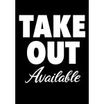 Takeout Available Flag