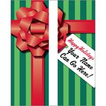 30 x 96 in. Holiday Banner Big Holiday Package-Double Sided Design