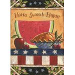 American Folk House Flag