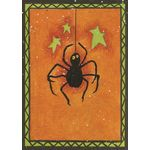 Harvest Spider House Flag