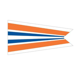 USCG PUC Pennant - Size 3