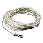 Nylon Rope with Wire Center Assembly