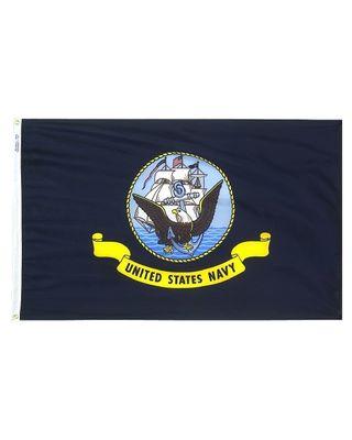 2ft. x 3ft. Navy Flag