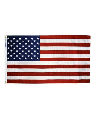 2-1/2ft. x 4ft. US Flag Heavy Polyester Outdoor Use