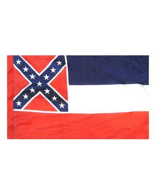 3ft. x 5ft. Mississippi Flag Side Pole Sleeve