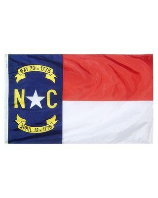 5ft. x 8ft. North Carolina Flag